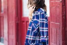 MAD FOR PLAID / style inspiration tartan, glencheck, houndstooth & more