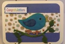 Handcrafted Greetings Card - Congratulations #Congratulations