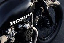 I love HONDA / символ надёжности