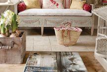 Home Decor / Cozy and beautiful home decor. Check out our website @ thevirginiaartisans.com