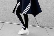 SPORTY / the trend not only in gym but also on the streets: sporty. find inspirational outfits for this trend here. #sporty #sportystyle Find tips here: https://www.youtube.com/watch?v=MNK0q_EKLfs