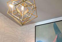 GEOMETRIC DESIGN / Home design and home decor