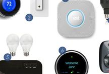 SMART HOME / Looking at new technology that is driven by apps and wi-fi to make your home smarter, life easier, and saves you money!