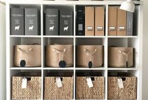 ORGANIZE IT / Inspirational closet organization for everything in your home!