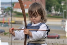 archery / historical archery reconstruction of the Middle Ages