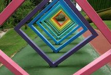 Public Art, Art Installations & Sculptures / by N. Washington