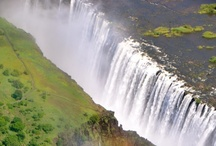 Victoria Falls / Victoria Falls is the main tourist attraction in Zimbabwe, drawing many visitors annually from across the globe. Come and see the wonder of 'The Smoke That Thunders'! Book your accommodation on Zimbabwe Bookers: http://zimbabwebookers.com/reservations/victoria-falls-accommodation-zimbabwe/