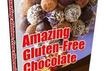 Gluten Free Chocolate / Here's an ongoing list of my favorite gluten free chocolate pages. Who can live without chocolate? =)