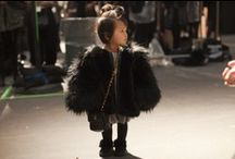 Little people with taste / Kids who have style beyond their years...