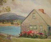 ARTROOMSGALLERY: Watercolors