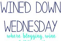 The Best of Wine'd Down Wednesday Link Party Board / An awesome collection of the links shared at our weekly party hosted by Our Three Peas, Dizzy Busy and Hungry, My Rays of Sunshine, and Mishmash Mama.  Pour yourself a glass of wine, sit back, relax, and browse through these amazing creations!