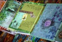 My handmade notebooks