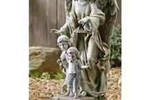 Home Decor / Joseph's Studio Statues will add a great look to any home or garden. www.angelicalgifts.com