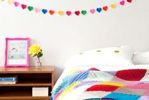 Colorful and Bright Decore / by Crystal Abram