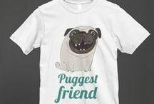 French Bulldog & Pug