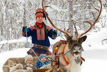 Sami / Sami folk costume