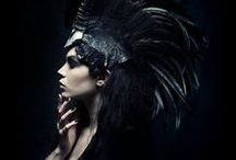 Tribal Warrior / Some spirits are, some aspire to be but we all have a Warrior inside of us, longing to escape .