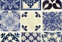 Old World Tiles Mixed Sets