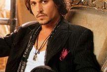 Johnny Depp / by Susanne Neider