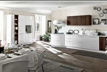 Contemporary Italian Kitchens & Dining / Fashionable Italian Kitchens and Dining to increase any plan. Add Italian design to your home by visiting our Cambridge Showroom.