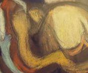 ARTROOMS: May Bender / Mae Bender 20th century woman artist!