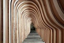 Woodern design