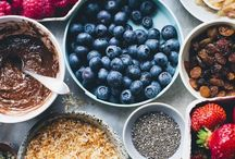 Food Inspiration / Raw Food, vegan Food, Vegetarian Food, Pesco Vegetarian Food, Recipes.