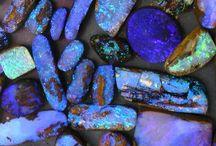 Crystalize / Crystals, stones & diamonds.