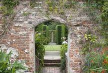 Sissinghurst Garden - Kent