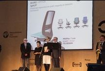 "TOP DESIGN award 2015 / TOP DESIGN award is the most prestigious competition in industrial design in Poland.  We are pleased to inform that the two most recent collections of Profim are among the products of excellent design. In the ""Office"" section the main award was granted to the LightUp swivel chair (design: ITO Design) for its ergonomic profile and convenient mechanism. The Nu collection (design: Paul Brooks) won the ""Public Space"" category for its best solution to ensure privacy"