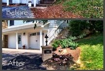 Before & After's / Pictures of our projects before and after completion.  Enjoy!