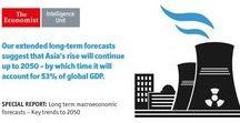 Key Trends to 2050 / Highlighting some of the big economic issues that will shape global business in the coming decades.