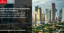 Philippines under Duterte / Rodrigo Duterte's rise was quick and unexpected. What will this mean for the Philippines?