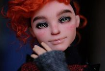 Custom Repainted Dolls / Custom repainted Monster High (and some other) dolls.