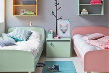 ◎ kid space / Kids bedrooms, kids decor, kid trends, kid tepees, children's play rooms, trends in children's decor
