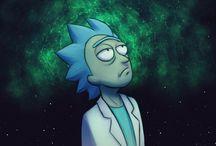 Rick and Morty / Please no szechwan sauce jokes...