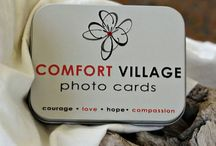 Gifts for Comfort / Bring tiding of COMFORT & joy with these gifts for anyone who needs a little loving care and compassion during the holidays.