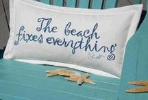 Beach Quotes / To help you get in the right mindset for your retreat...