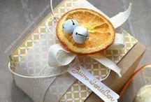 GIFTS from the kitchen - Geschenke aus der Küche / mit Rezepten & schöner Verpackung :-)