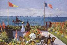 Claude Monet / by Gail Carlson