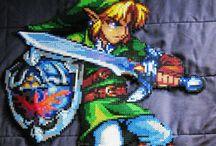 Zelda / Everything Zelda  / by Micah McDermott