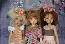 Dolls / by Rose Eyres