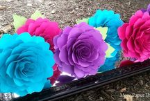 DIY party decorations / Brainstorm party ideas / by Angie Snedden