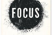 Focus & Inspiration