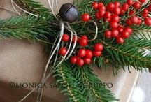Christmas ideas and decorating I love
