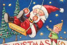 CHRISTMAS LOVE ❤️ / by kathie burkhart