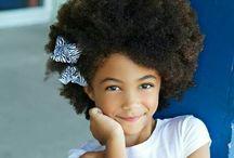 Biracial hair / Curly hair and natural hair