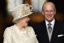 Queen Elizabeth II & Duke of Edinburgh