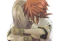 Tales of the Abyss / It's kind of awkward to have this.