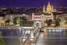 Budapest, Hungary / My Budapest, as I know and love it.
